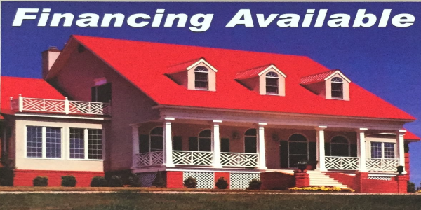 Financing Available at MKE metal roofing