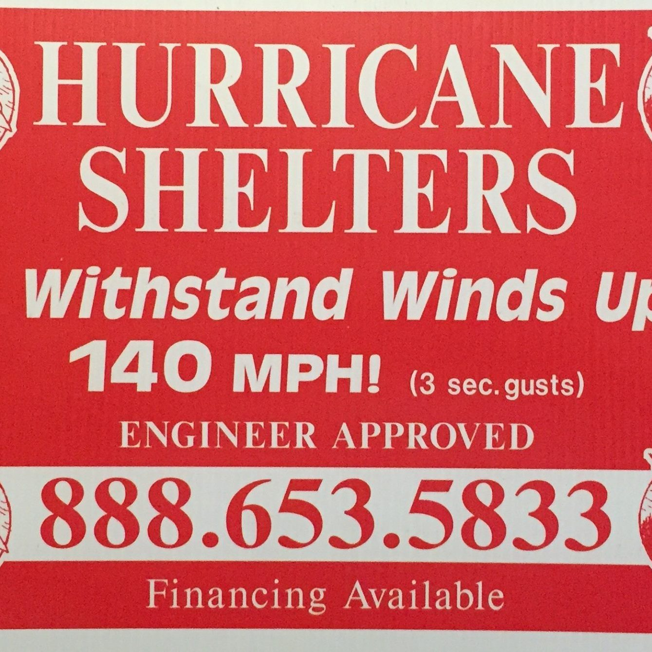 Hurricane Shelters at MKE LTD metal roofs